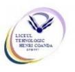 Liceul Tehnologic Henri Coandă